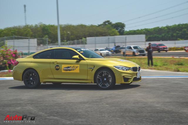 Dàn siêu xe và xe thể thao đua tốc độ tại trường đua Đại Nam - Ảnh 5.