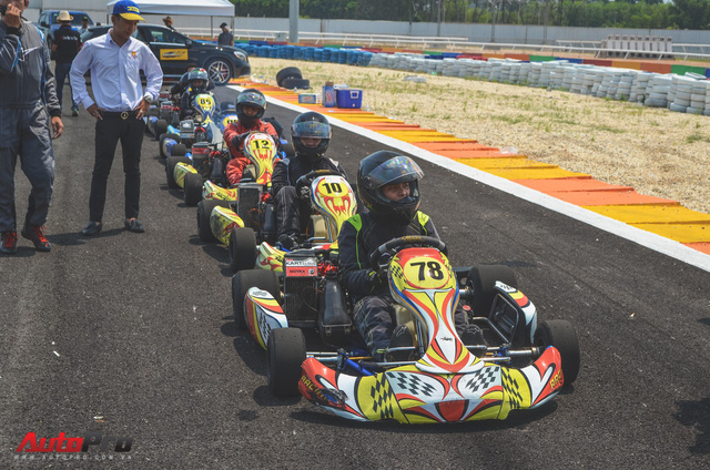 Dàn siêu xe và xe thể thao đua tốc độ tại trường đua Đại Nam - Ảnh 7.
