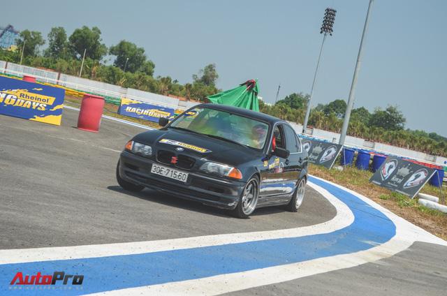 Dàn siêu xe và xe thể thao đua tốc độ tại trường đua Đại Nam - Ảnh 8.