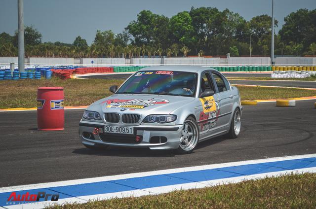 Dàn siêu xe và xe thể thao đua tốc độ tại trường đua Đại Nam - Ảnh 9.