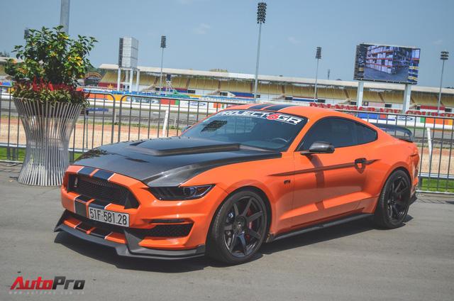 Dàn siêu xe và xe thể thao đua tốc độ tại trường đua Đại Nam - Ảnh 14.