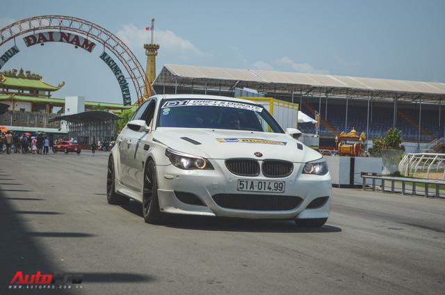 Dàn siêu xe và xe thể thao đua tốc độ tại trường đua Đại Nam - Ảnh 17.