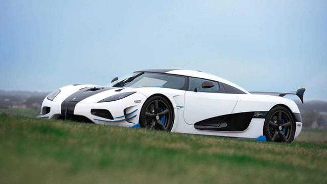 7 siêu xe đủ sức cho xe đua F1 hít khói - Ảnh 7.