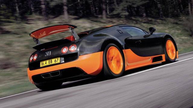 7 siêu xe đủ sức cho xe đua F1 hít khói - Ảnh 5.