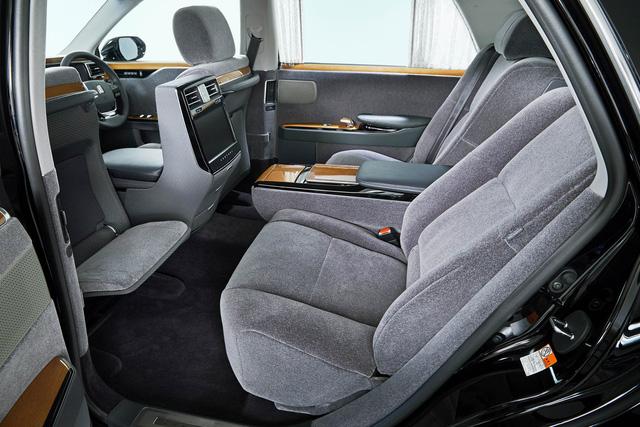 Toyota Century 2018 - Lời thách thức gửi tới Rolls-Royce - Ảnh 4.