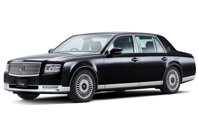 Toyota Century 2018 - Lời thách thức gửi tới Rolls-Royce - Ảnh 1.