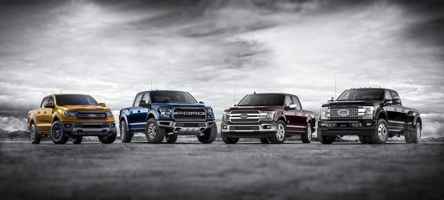 Ford tiết lộ toàn bộ dải sản phẩm mới: Canh bạc tất tay cho htbrid - Ảnh 1.
