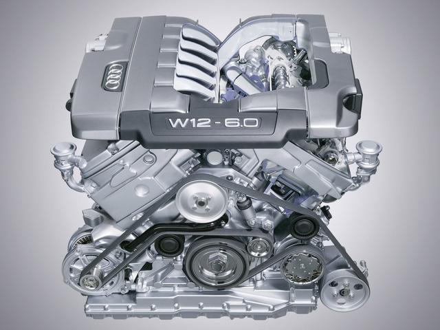 Audi khai tử động cơ W12 - Ảnh 1.