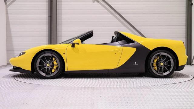 Pininfarina - Hãng thiết kế cho VINFAST tính chuyện thành lập thương hiệu xe - Ảnh 2.