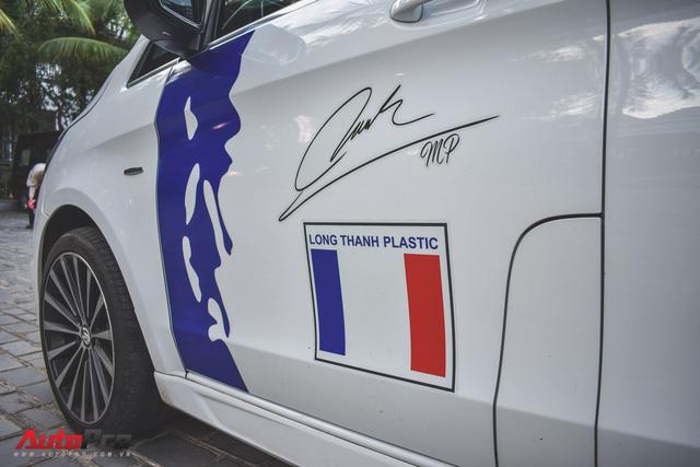 """Mercedes-Benz V250 độ Larte Design của đại gia Minh """"nhựa"""" lên đời tem giống Lamborghini Aventador SV - Ảnh 6."""