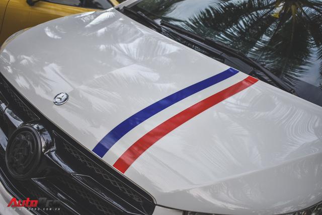 """Mercedes-Benz V250 độ Larte Design của đại gia Minh """"nhựa"""" lên đời tem giống Lamborghini Aventador SV - Ảnh 4."""
