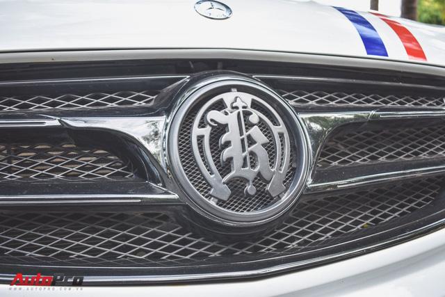 """Mercedes-Benz V250 độ Larte Design của đại gia Minh """"nhựa"""" lên đời tem giống Lamborghini Aventador SV - Ảnh 3."""