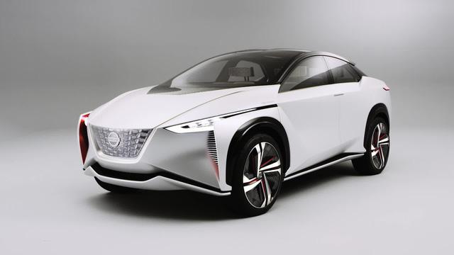 Nissan sắp ra mắt SUV điện đầu tiên để cạnh tranh Tesla Model X - Ảnh 2.