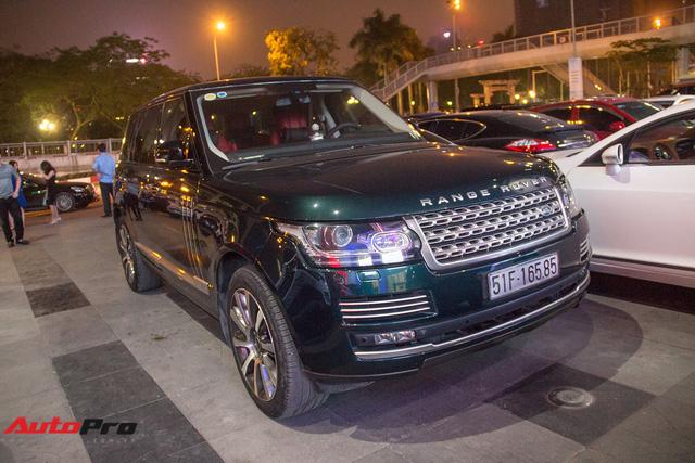 Dàn siêu xe và xe sang dự sinh nhật con gái ca sĩ Tuấn Hưng - Ảnh 9.