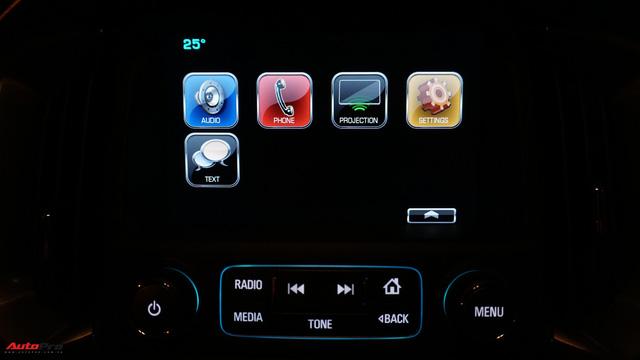 Trải nghiệm MyLink giám sát ô tô Chevrolet 24/7 - Ảnh 1.