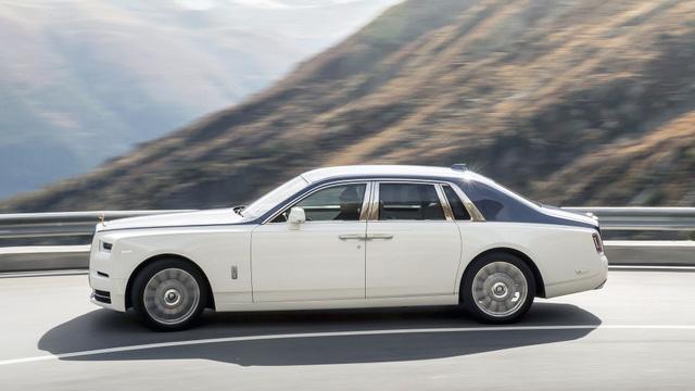 Rolls-Royce Phantom 2018 đầu tiên chuẩn bị lên đường về Việt Nam - Ảnh 3.