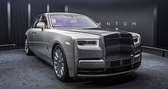 Rolls-Royce Phantom 2018 đầu tiên chuẩn bị lên đường về Việt Nam - Ảnh 1.
