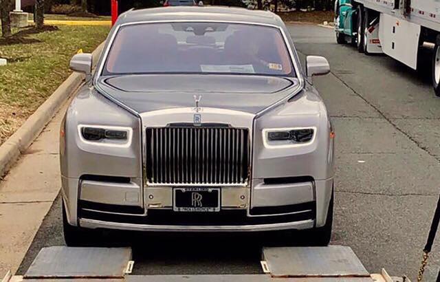 Rolls-Royce Phantom 2018 đầu tiên chuẩn bị lên đường về Việt Nam - Ảnh 4.