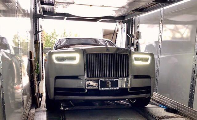 Rolls-Royce Phantom 2018 đầu tiên chuẩn bị lên đường về Việt Nam - Ảnh 5.