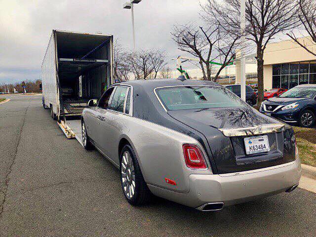 Rolls-Royce Phantom 2018 đầu tiên chuẩn bị lên đường về Việt Nam - Ảnh 6.