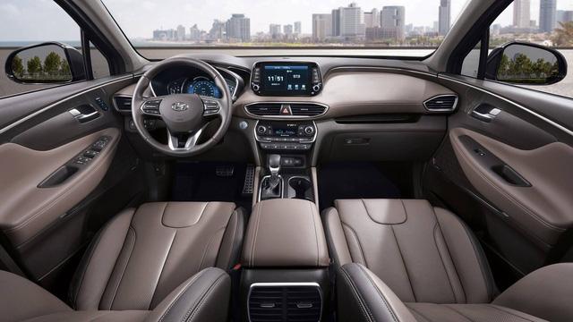 Những điều cần biết về Hyundai Santa Fe 2019 đầu tiên tại Việt Nam - Ảnh 4.