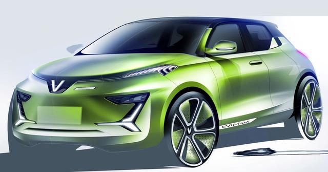 VINFAST công bố thiết kế ô tô điện và ô tô cỡ nhỏ được nhiều người bình chọn nhất - Ảnh 1.