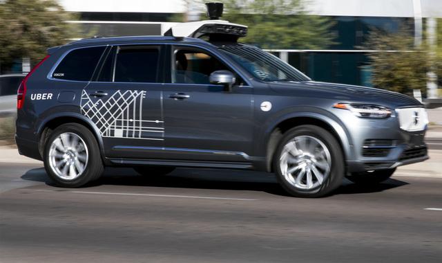 Đối tác Uber gây tai nạn vì xe tự lái, Toyota ngay lập tức ngưng chạy thử - Ảnh 1.