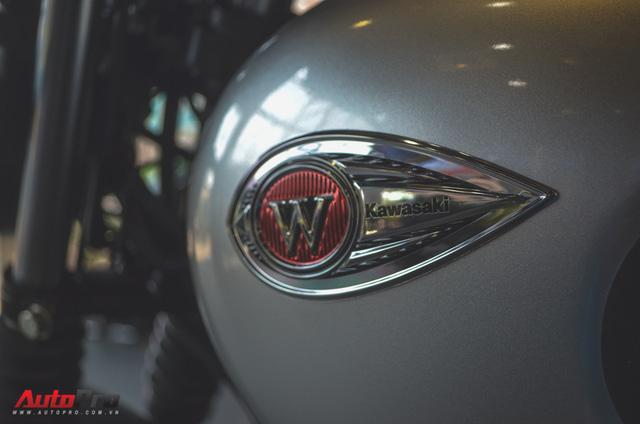 Chi tiết Kawasaki W175 - Mô tô cổ điển có giá ngang ngửa Honda SH 125 tại Việt Nam - Ảnh 4.
