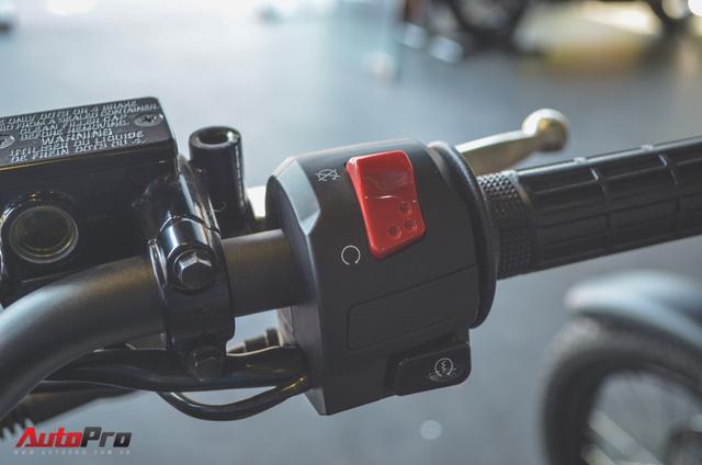 Chi tiết Kawasaki W175 - Mô tô cổ điển có giá ngang ngửa Honda SH 125 tại Việt Nam - Ảnh 8.