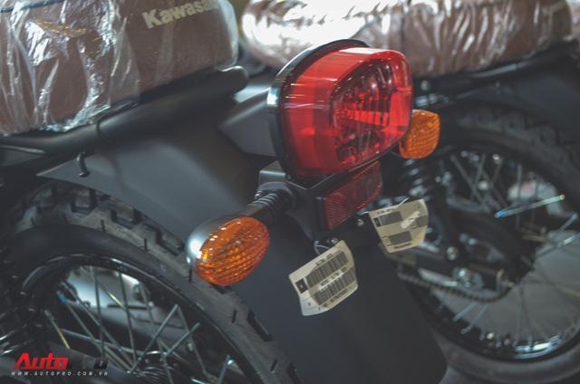 Chi tiết Kawasaki W175 - Mô tô cổ điển có giá ngang ngửa Honda SH 125 tại Việt Nam - Ảnh 11.