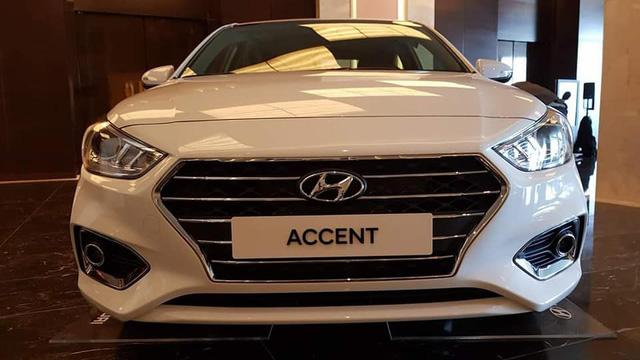 Hyundai Accent 2018 đã về Việt Nam, sẵn sàng đấu Toyota Vios - Ảnh 5.