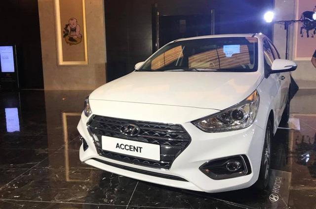 Hyundai Accent 2018 đã về Việt Nam, sẵn sàng đấu Toyota Vios - Ảnh 4.