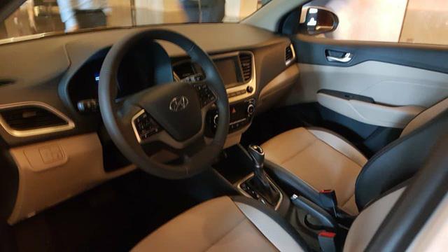 Hyundai Accent 2018 đã về Việt Nam, sẵn sàng đấu Toyota Vios - Ảnh 9.