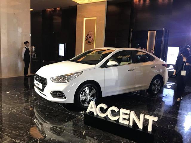 Hyundai Accent 2018 đã về Việt Nam, sẵn sàng đấu Toyota Vios - Ảnh 3.