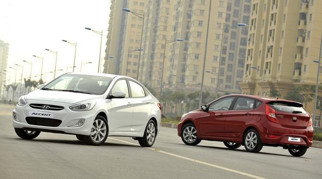 Hyundai Accent 2018 đã về Việt Nam, sẵn sàng đấu Toyota Vios - Ảnh 2.