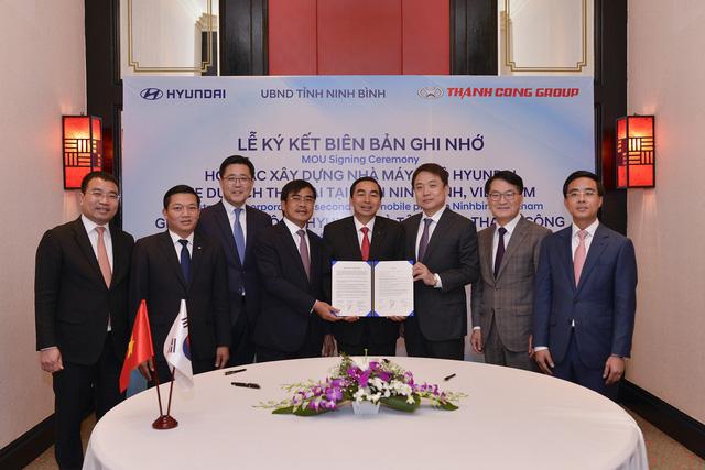 Hyundai Thành Công tham vọng đưa Hyundai trở thành hãng xe số 1 Việt Nam - Ảnh 1.
