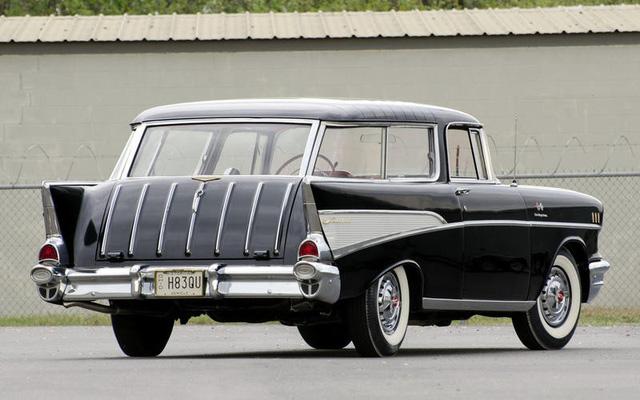 Chevrolet Nomad – Crossover đầu tiên ít ai biết - Ảnh 4.
