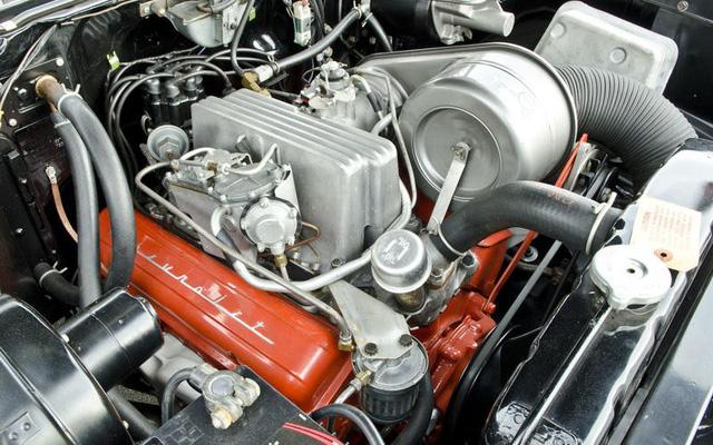 Chevrolet Nomad – Crossover đầu tiên ít ai biết - Ảnh 5.