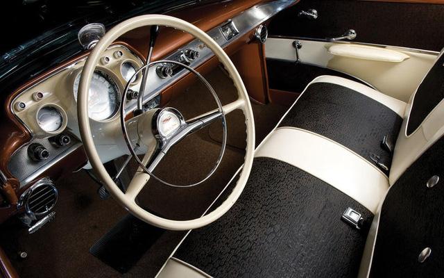 Chevrolet Nomad – Crossover đầu tiên ít ai biết - Ảnh 6.