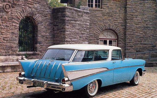 Chevrolet Nomad – Crossover đầu tiên ít ai biết - Ảnh 7.