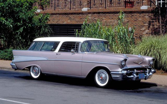 Chevrolet Nomad - Crossover đầu tiên ít ai biết - Ảnh 1.