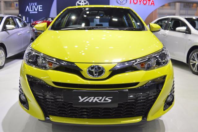Toyota Yaris 2018 nhập khẩu từ Thái Lan đã có mặt tại Việt Nam - Ảnh 3.