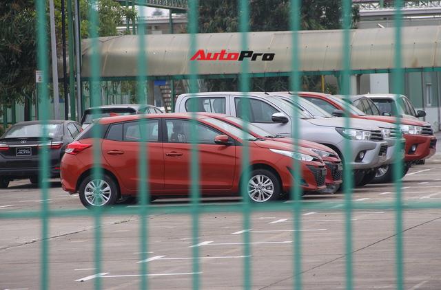 Toyota Yaris 2018 nhập khẩu từ Thái Lan đã có mặt tại Việt Nam - Ảnh 1.