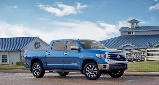 Toyota sắp ra mắt bán tải hoàn toàn mới - Ảnh 1.
