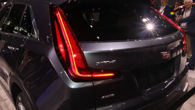 Cadillac XT4 2019 lộ diện hoàn toàn tại New York Auto Show 2018 - Ảnh 15.