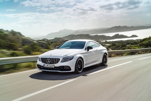 Thêm 2 cấp số, Mercedes-AMG C63 càng bá chủ tốc độ trong phân khúc - Ảnh 3.