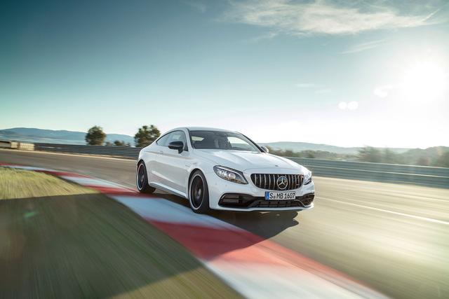 Thêm 2 cấp số, Mercedes-AMG C63 càng bá chủ tốc độ trong phân khúc - Ảnh 6.