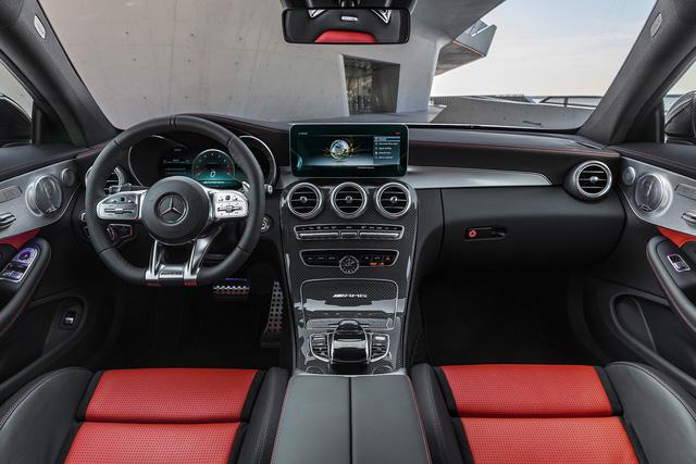 Thêm 2 cấp số, Mercedes-AMG C63 càng bá chủ tốc độ trong phân khúc - Ảnh 13.