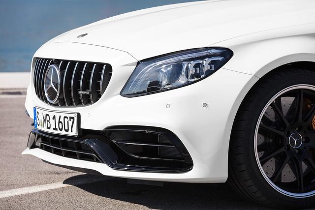 Thêm 2 cấp số, Mercedes-AMG C63 càng bá chủ tốc độ trong phân khúc - Ảnh 10.