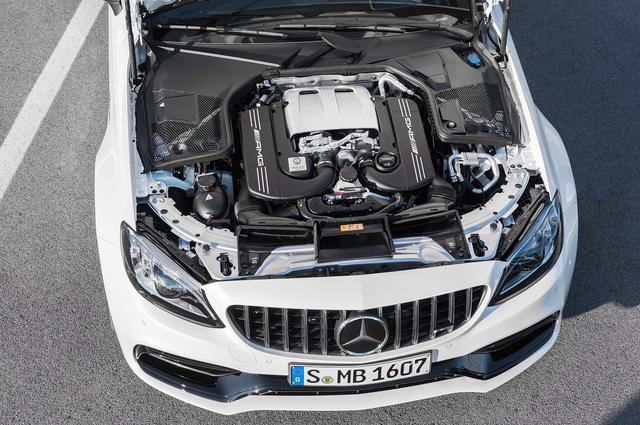 Thêm 2 cấp số, Mercedes-AMG C63 càng bá chủ tốc độ trong phân khúc - Ảnh 12.